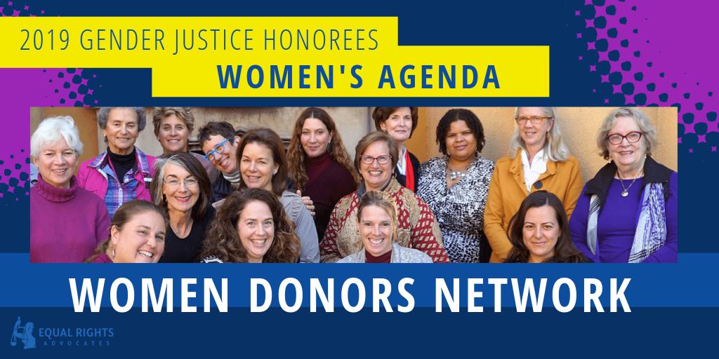 Women Donors Network ERA Award