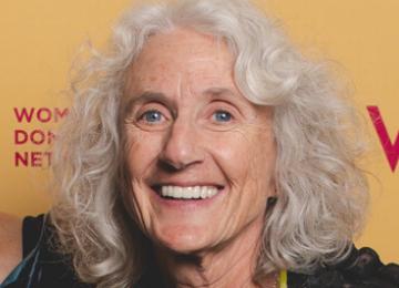 WDN Board Member Margery Goldman
