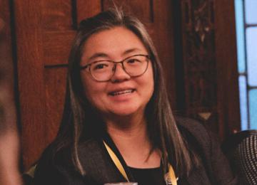 WDN Board Member Sharon Chen