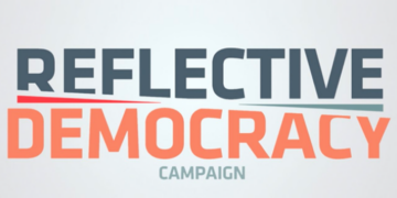 Reflective Democracy Campaign logo