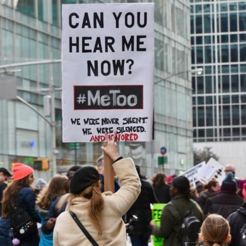 #metoo protest