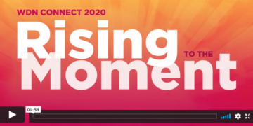 Thumbnail from our new video depicting our 2020 conference logo